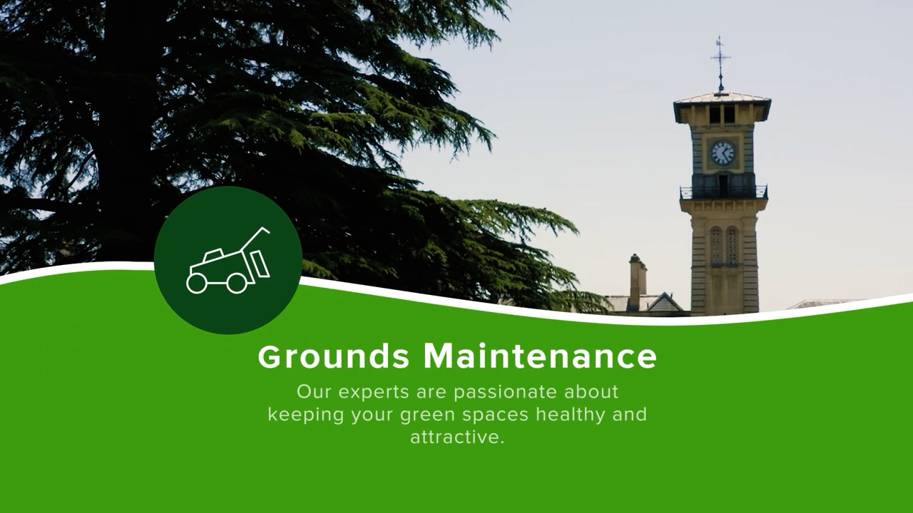 Introducing Glendale Managed Services - Leading a Greener Future - Grounds Maintenance