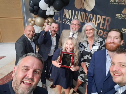Glendale crowned Grounds Maintenance Company of the year 2021
